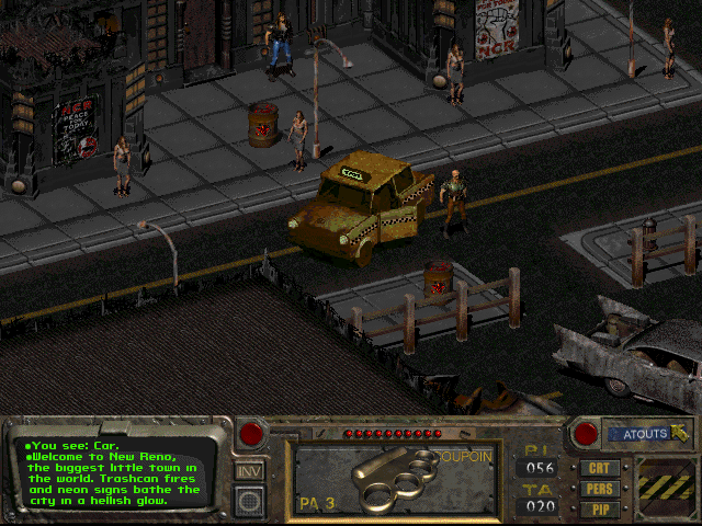 Fallout - Fallout 2 Megamod... | rpg codex > Would you like to play ...